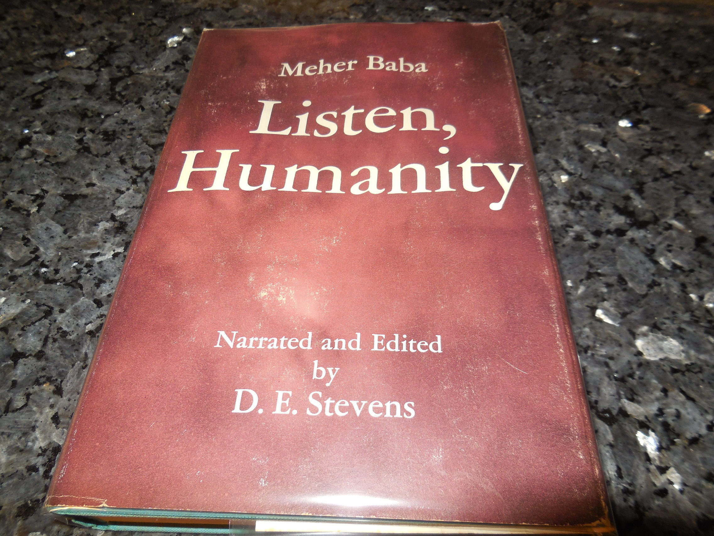 Image for Listen, Humanity